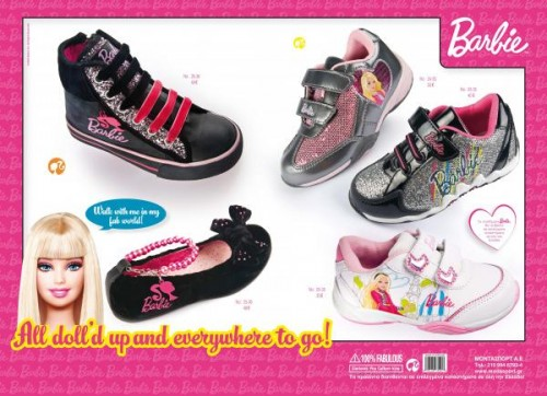 c9eaaf79286 Προσφορές Παιδικά παπούτσια Barbie.